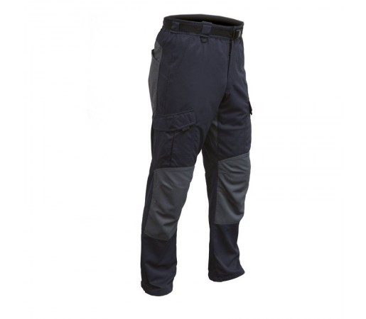 Pantaloni Pinguin Ranch Long Albastri