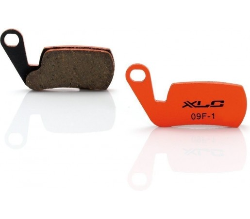 Placute frana XLC BP-D05 Orange