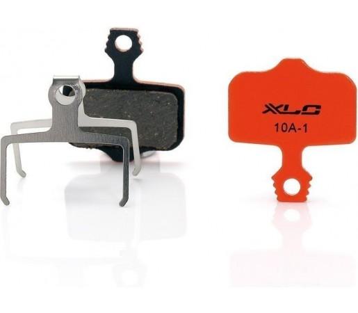 Placute frana  XLC BP-D21 Elixir Orange