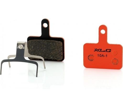 Placute frane XLC BP-D07 Deore Mecanic Orange