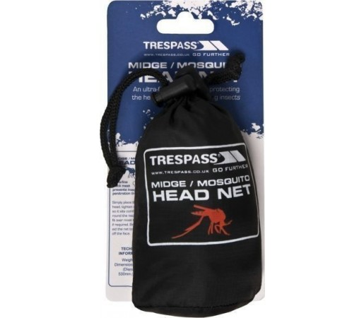 Plasa tantari Trespass Black
