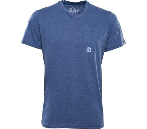 Tricou Fundango Pocket-T Albastru