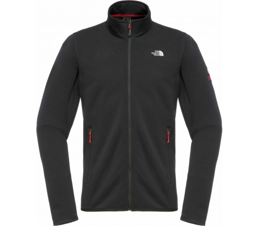 Polar The North Face Flux Power Stretch Fleece Black