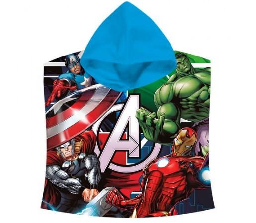 Poncho Marvel Avengers Albastru