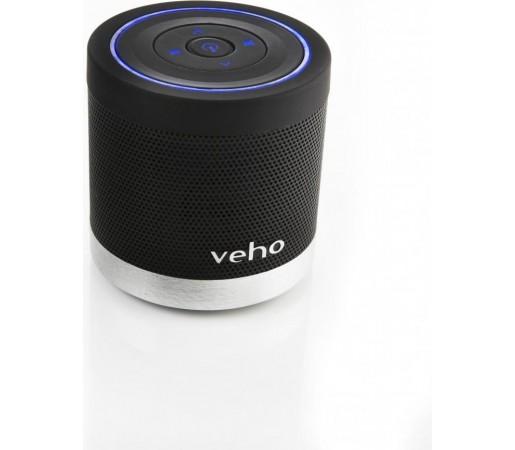 Boxa portabila Veho 360 M4 Bluetooth cu 2 difuzoare si MicroSD Neagra