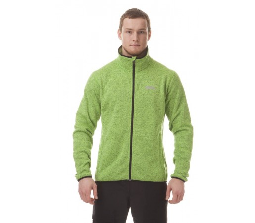 Jacheta Nordblanc PREMIER Sweater Fleece Verde