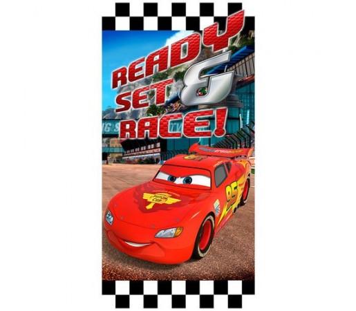 Prosop plaja Disney Cars Ready- Set- Race