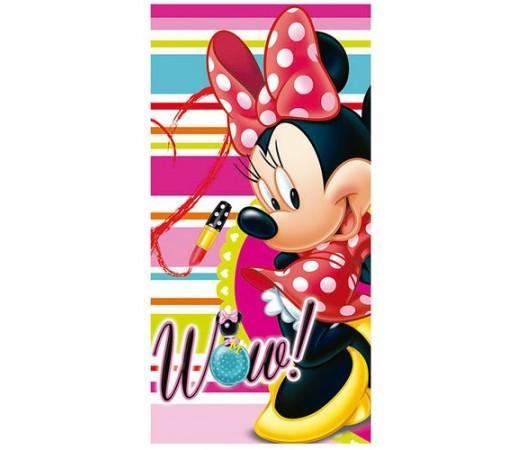 Prosop plaja Disney Minnie Wow Roz