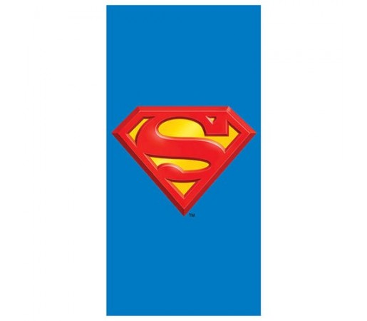 Prosop plaja DC Comics Superman