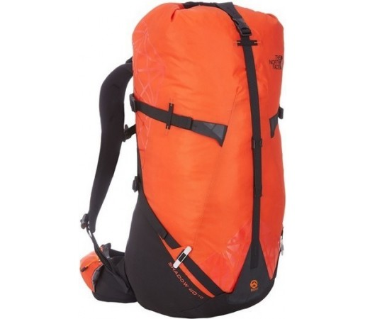 Rucsac The North Face Shadow 30+10 Portocaliu