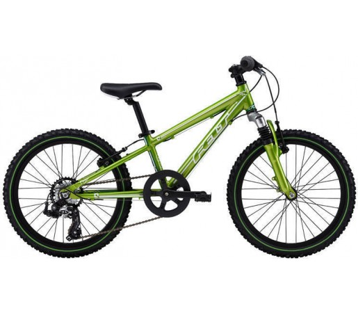 Bicicleta copii Felt Q20S Motto Green