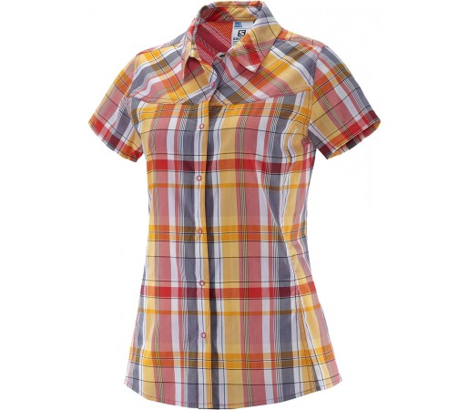 Camasa Salomon Radiant SS Shirt W Rosie