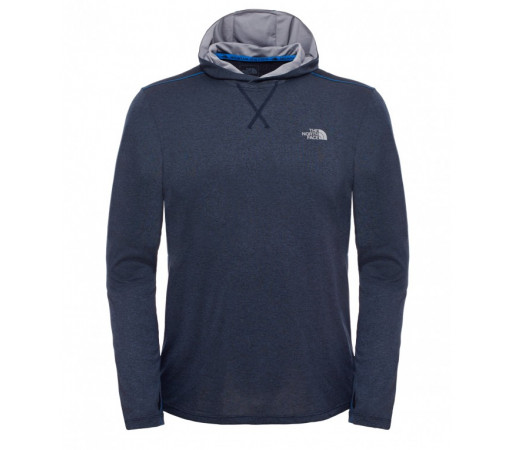 Bluza The North Face M Reactor Albastra/Gri