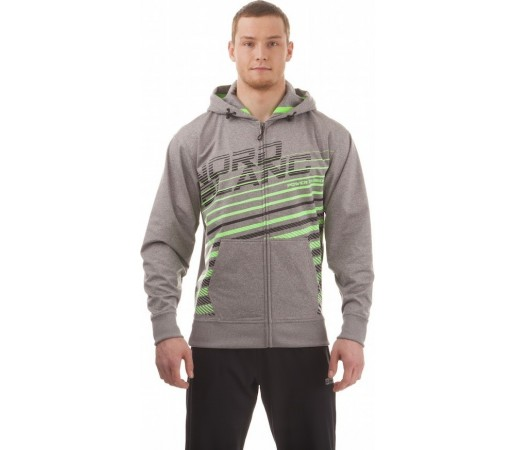 Hanorac Nordblanc Ready Men's Powerfleece Fitness Gri