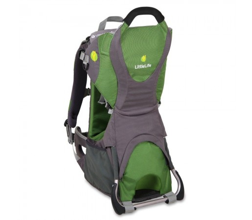 Rucsac transport copii Aventurer Little Life Verde