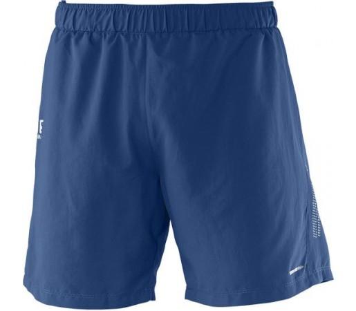 Pantaloni scurti Salomon M Park 2in1 Albastru