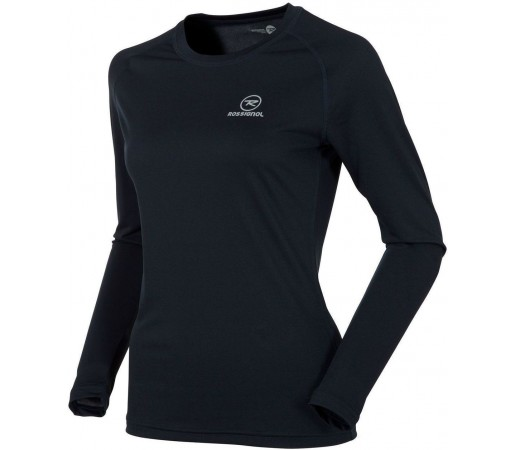 Bluza First Layer Rossignol W Performance LS Black