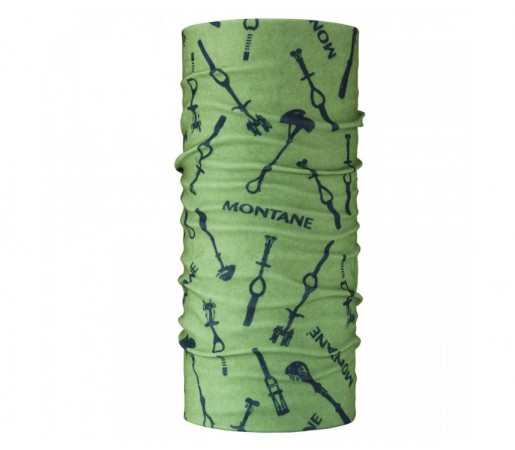 Bandana Montane Rock Cams Chief Verde