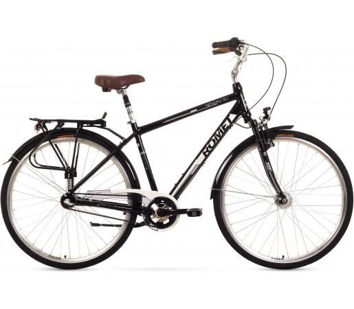 Bicicleta de oras Romet ART NOVEAU 3 Alb/Negru 2015
