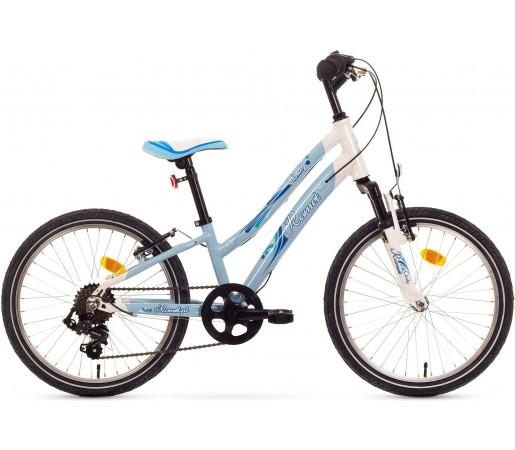 Bicicleta de copii Romet CINDY 20 Albastru 2015
