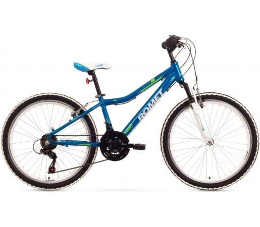 Bicicleta de copii Romet JOLENE 24 Albastru 2015
