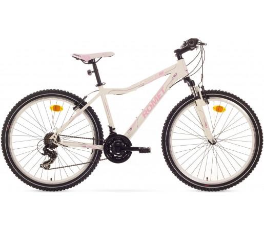 Bicicleta de munte Romet Jolene 26 1.0 Alb