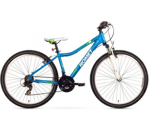Bicicleta de munte Romet Jolene 26 1.0 Albastru mat