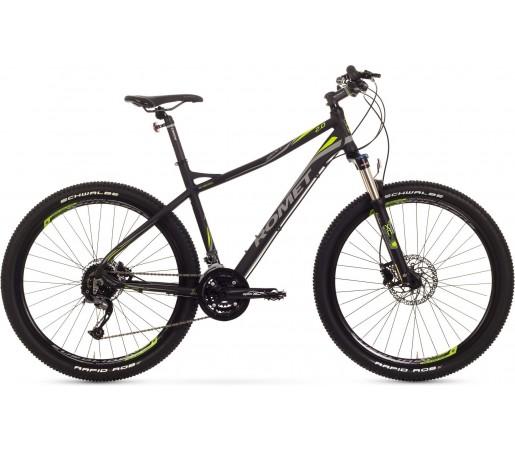 Bicicleta de munte Romet Jolene 27.5 2.0 Negru\Verde