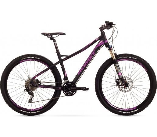 Bicicleta de munte Romet Jolene 27.5 3.0 Negru/Roz