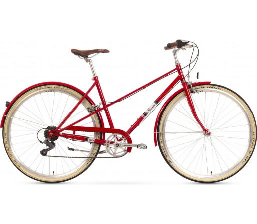 Bicicleta de oras Romet MIKSTE Rosu 2015