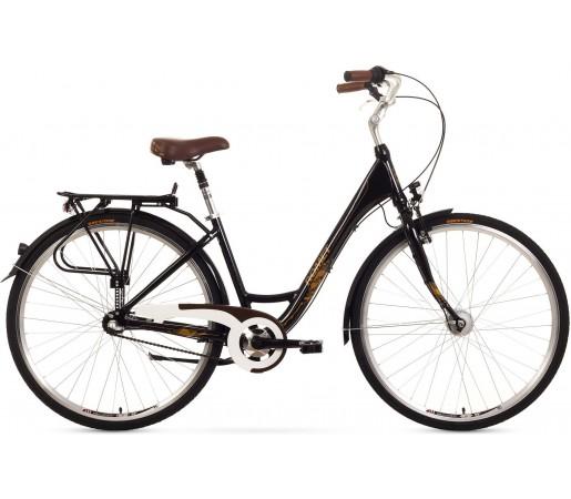 Bicicleta oras Romet Moderne 3 Negru