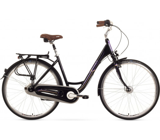 Bicicleta oras Romet Moderne 7 Negru