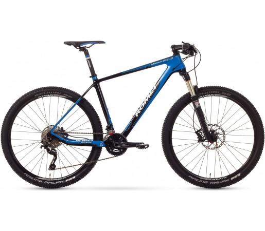 Bicicleta de munte Romet Monsun 27.5 1.0 Negru\Albastru