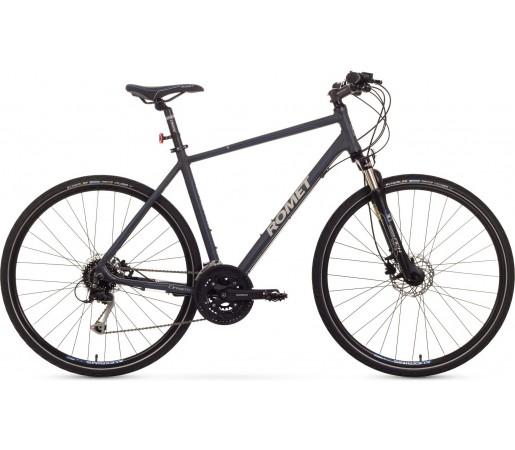 Bicicleta trekking Romet Orkan 4.0 M Gri