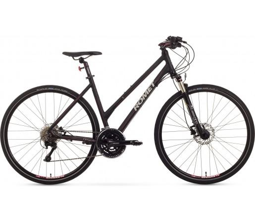 Bicicleta trekking Romet Orkan 5.0 D Negru