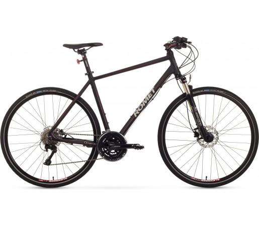 Bicicleta trekking Romet Orkan 5.0 M Negru
