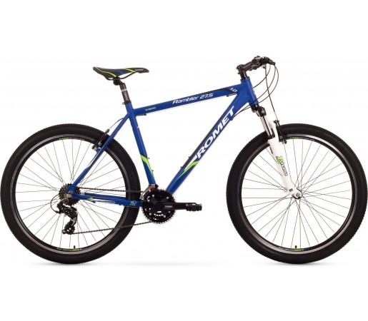 Bicicleta de munte Romet Rambler 27.5 1.0 Albastru/Verde