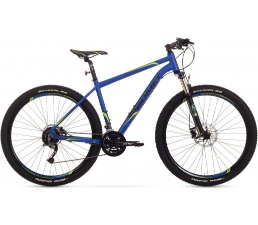 Bicicleta de munte Romet Rambler 29 3.0 Albastru/Galben