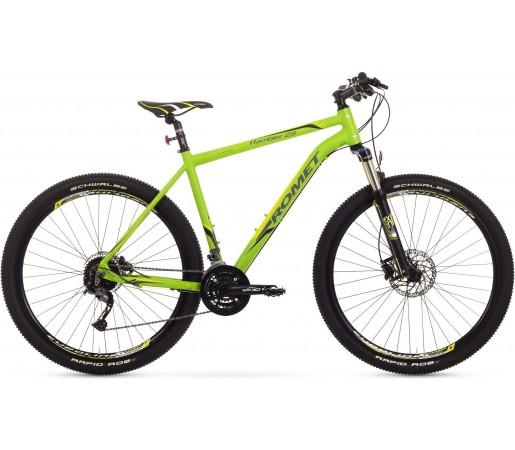 Bicicleta de munte Romet Rambler 29 3.0 Verde/Galben