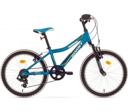 Bicicleta de copii Romet RAMBLER KID 20 Albastru 2015
