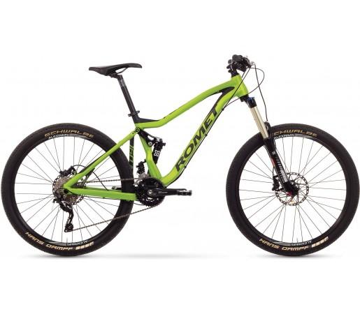 Bicicleta de munte Romet Tool 27.5 1.0 Verde
