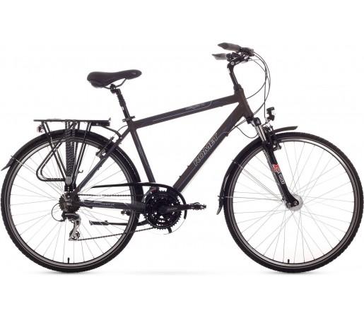 Bicicleta trekking Romet Wagnat 2.0 Grafit