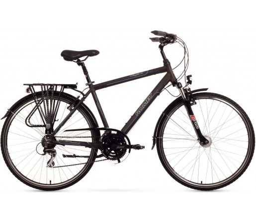 Bicicleta trekking Romet Wagnat 2.0 Maro
