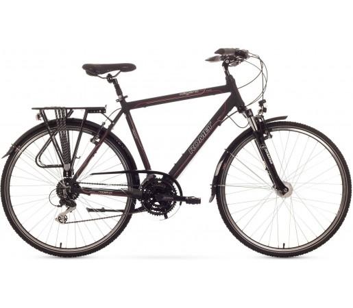 Bicicleta trekking Romet Wagnat 3.0 Negru
