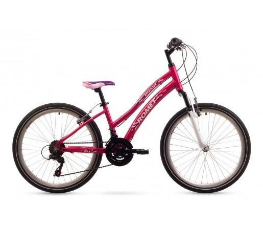 Bicicleta copii Romet Basia Roz 2016