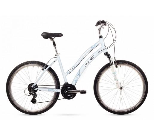 Bicicleta oras Romet Beleco Alba 2016