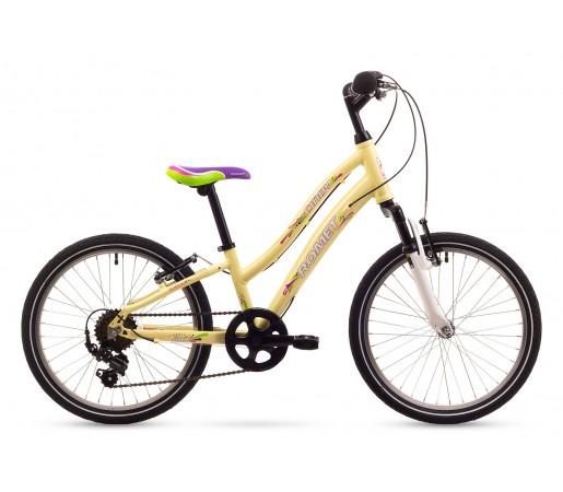 Bicicleta copii Romet Cindy Crem 2016
