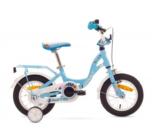 Bicicleta copii Romet Diana 12 Albastra 2016