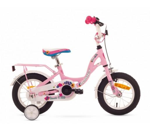 Bicicleta copii Romet Diana 12 Roz 2016