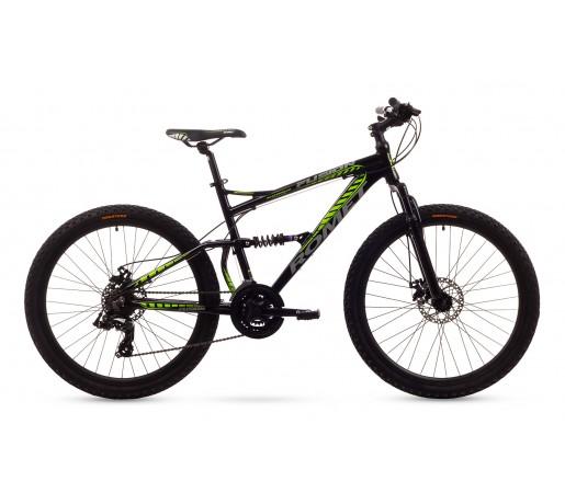 Bicicleta copii Romet Fusion Neagra 2016